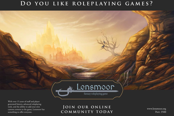 Lensmoor Cover Image