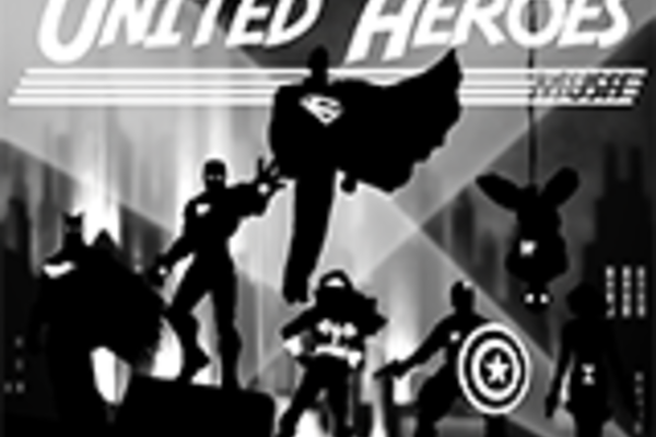 United Heroes MUSH Cover Image