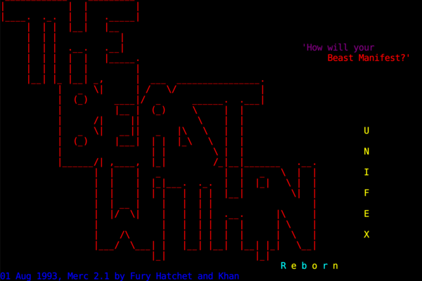 The Beast Within: Reborn Hero Image