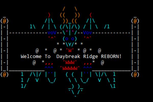 DayBreak Ridge Reborn (DBR) Hero Image