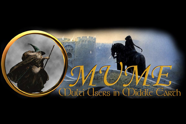 MUME  —  Multi-Users in Middle-earth Hero Image