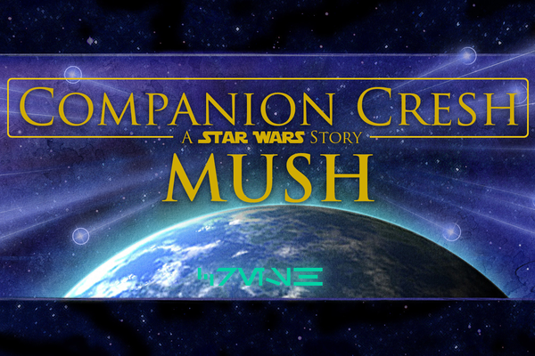 Companion Cresh: A Star Wars Story MUSH Cover Image