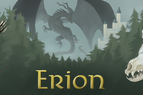 Erion MUD Cover Image