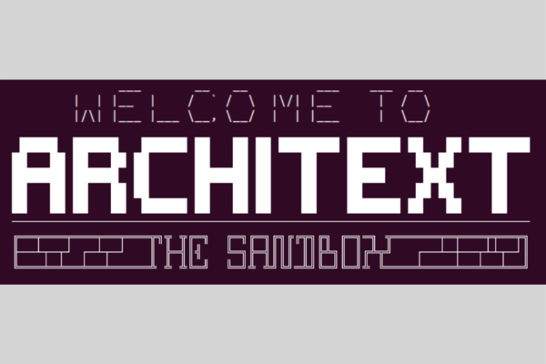 Architext Cover Image