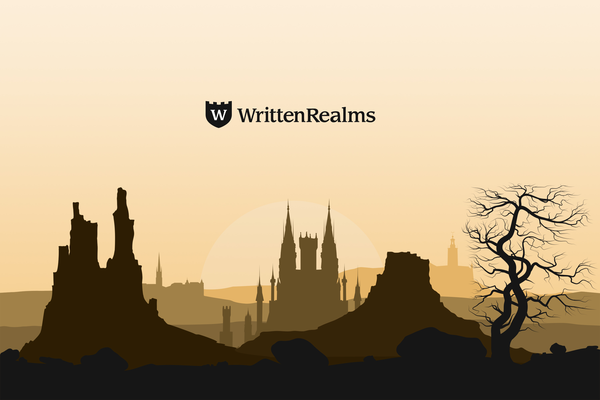 Written Realms Cover Image