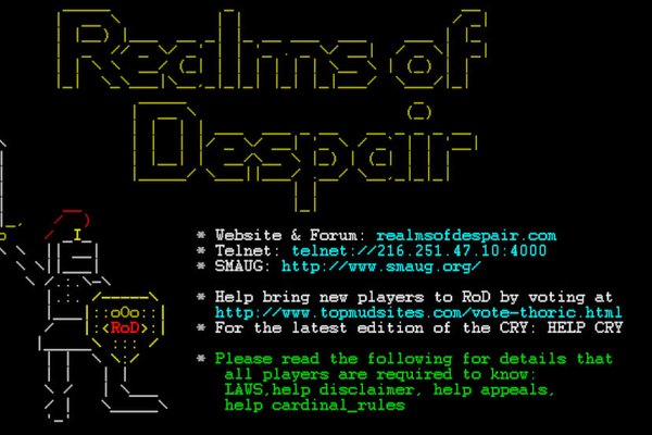 Realms of Despair Cover Image