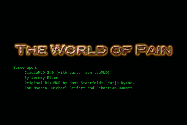The World of Pain Cover Image