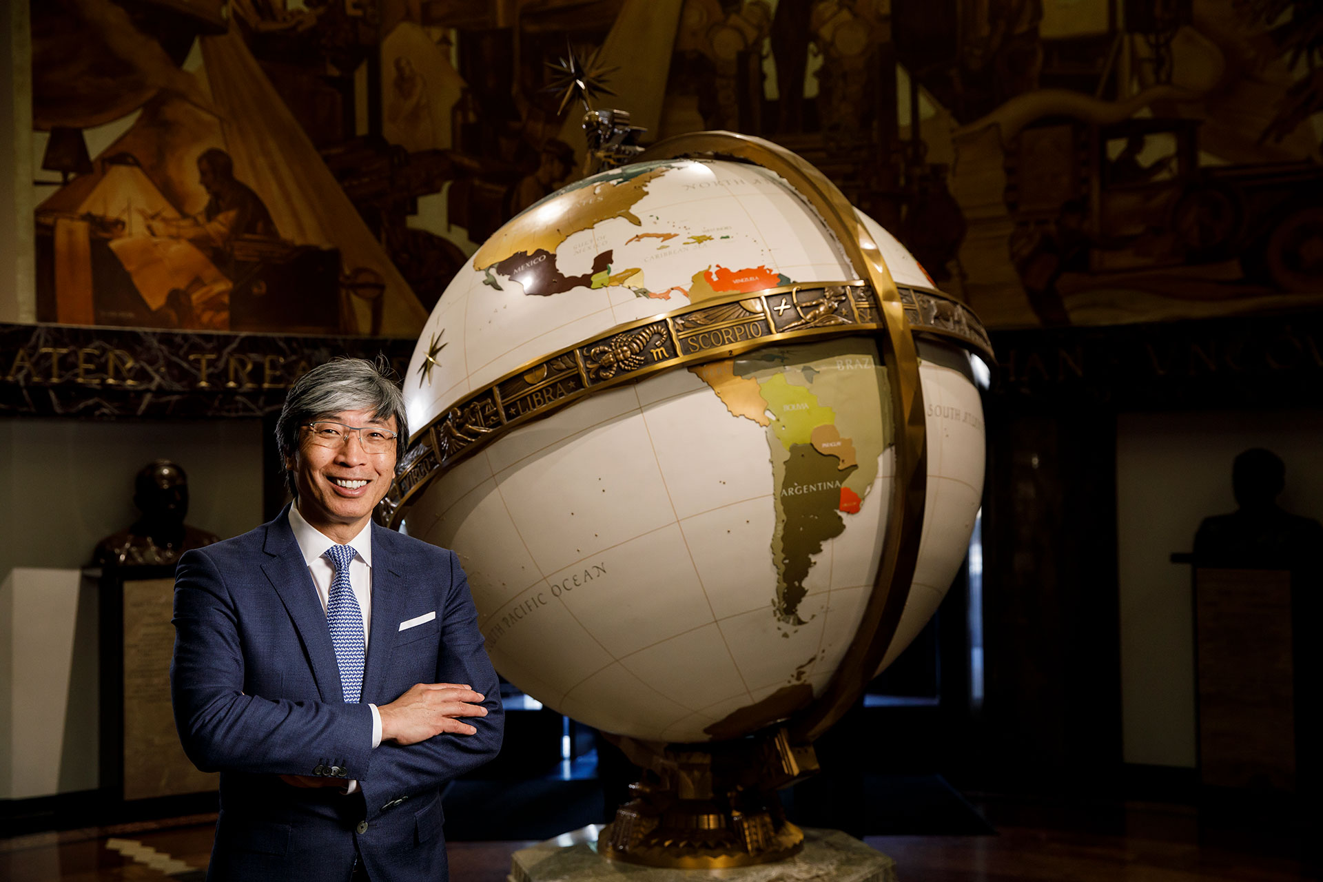 Patrick Soon-Shiong, the new owner of the Los Angeles Times