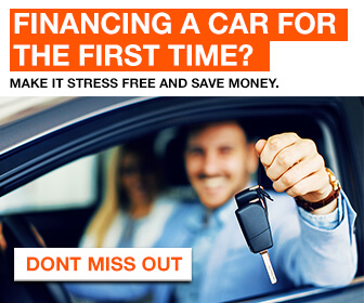 Financing a car for the first time?