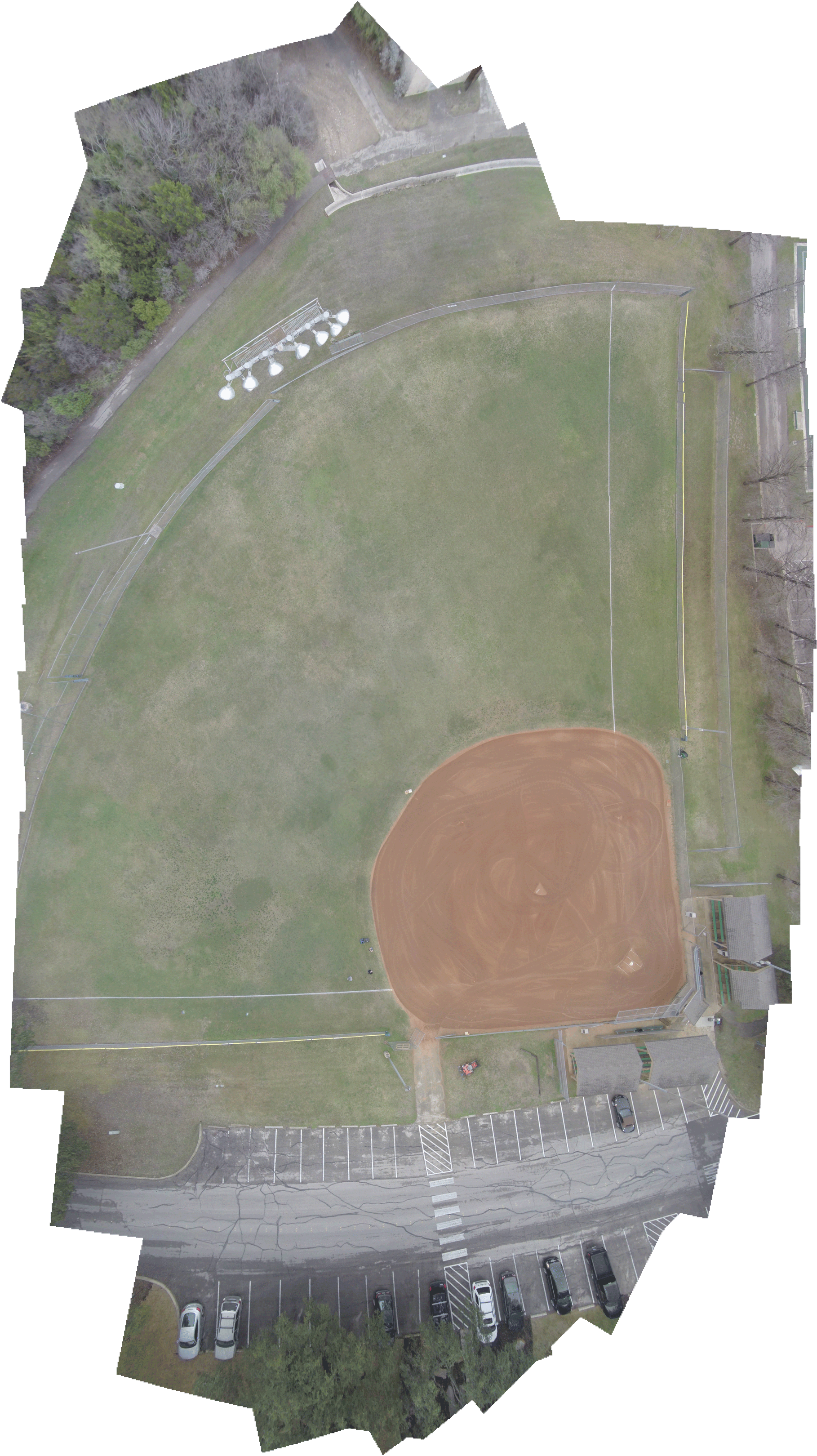 Softball field mapping 4kstills