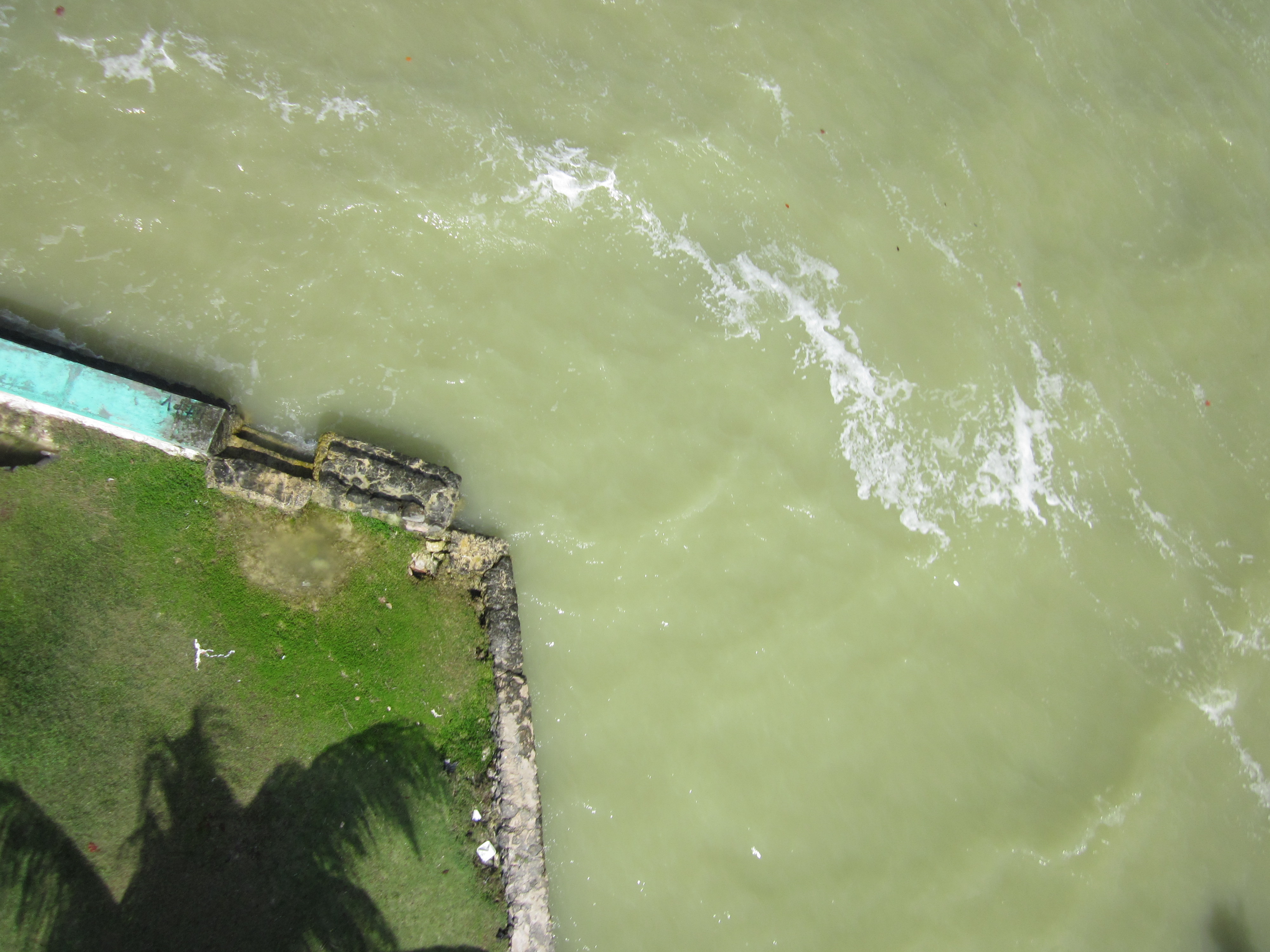 section-1-of-coroal-town-sea-wall--belize