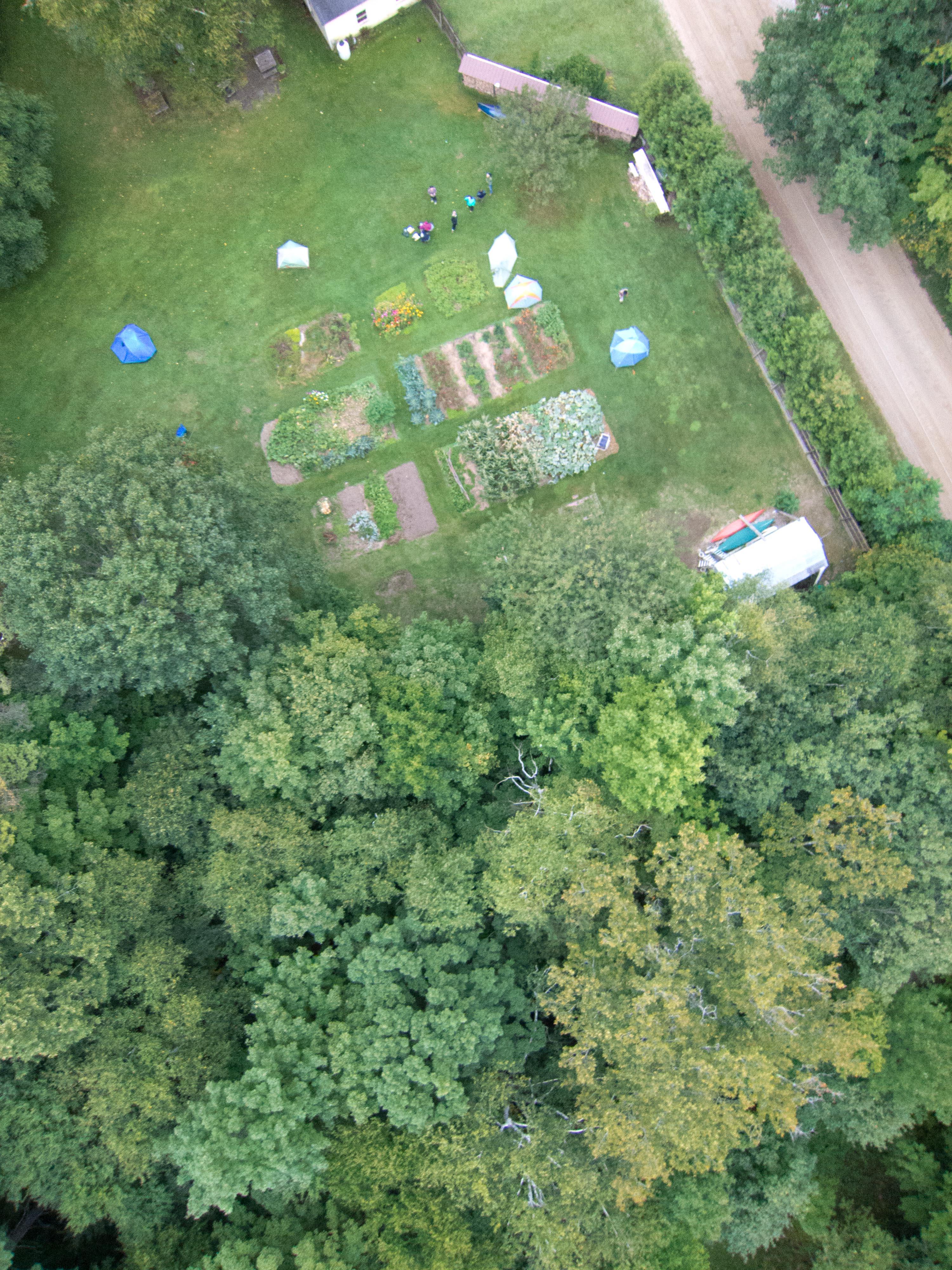 LEAFFEST 2014 UAV Backyard