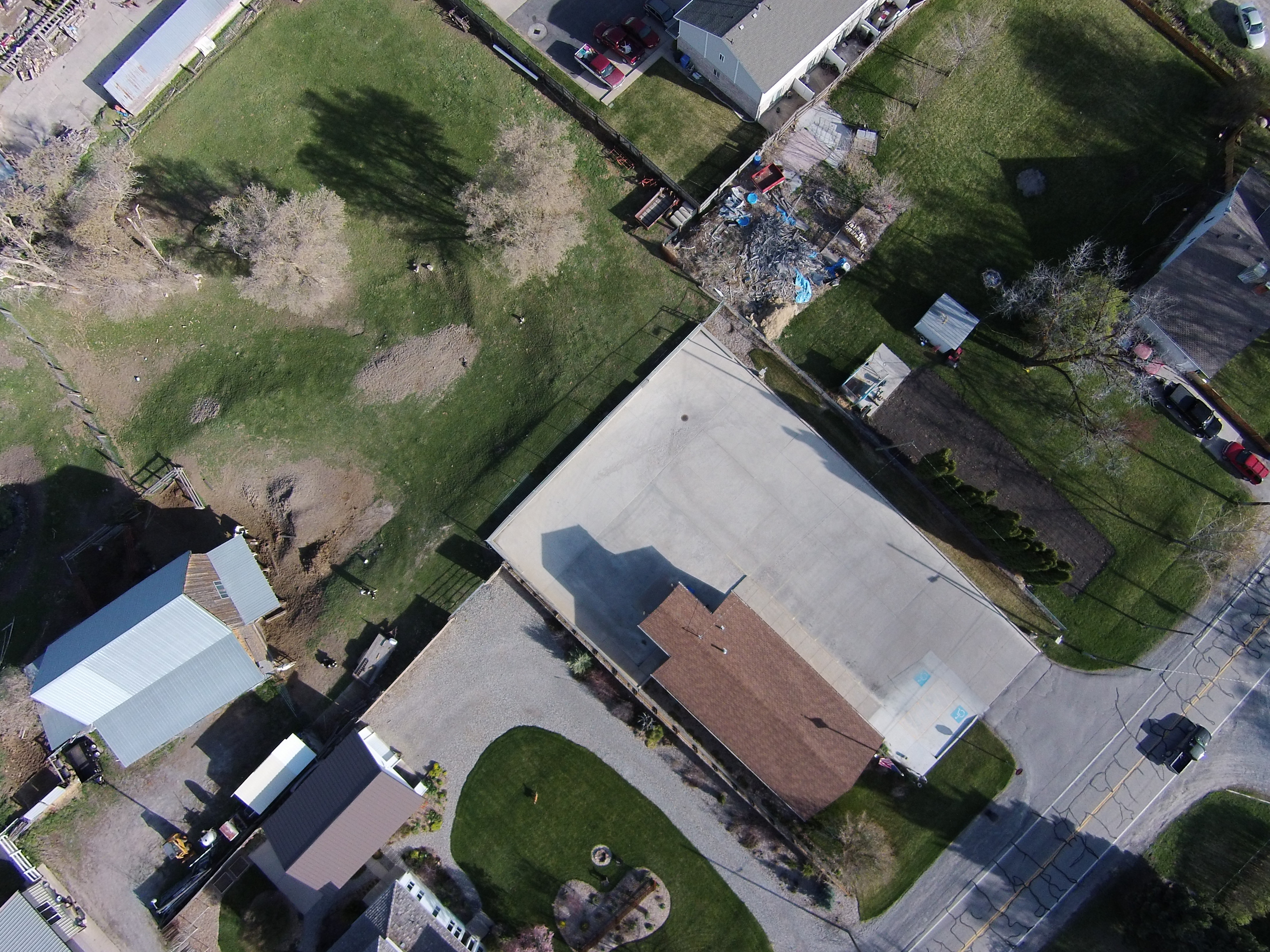 Test Aerial Map