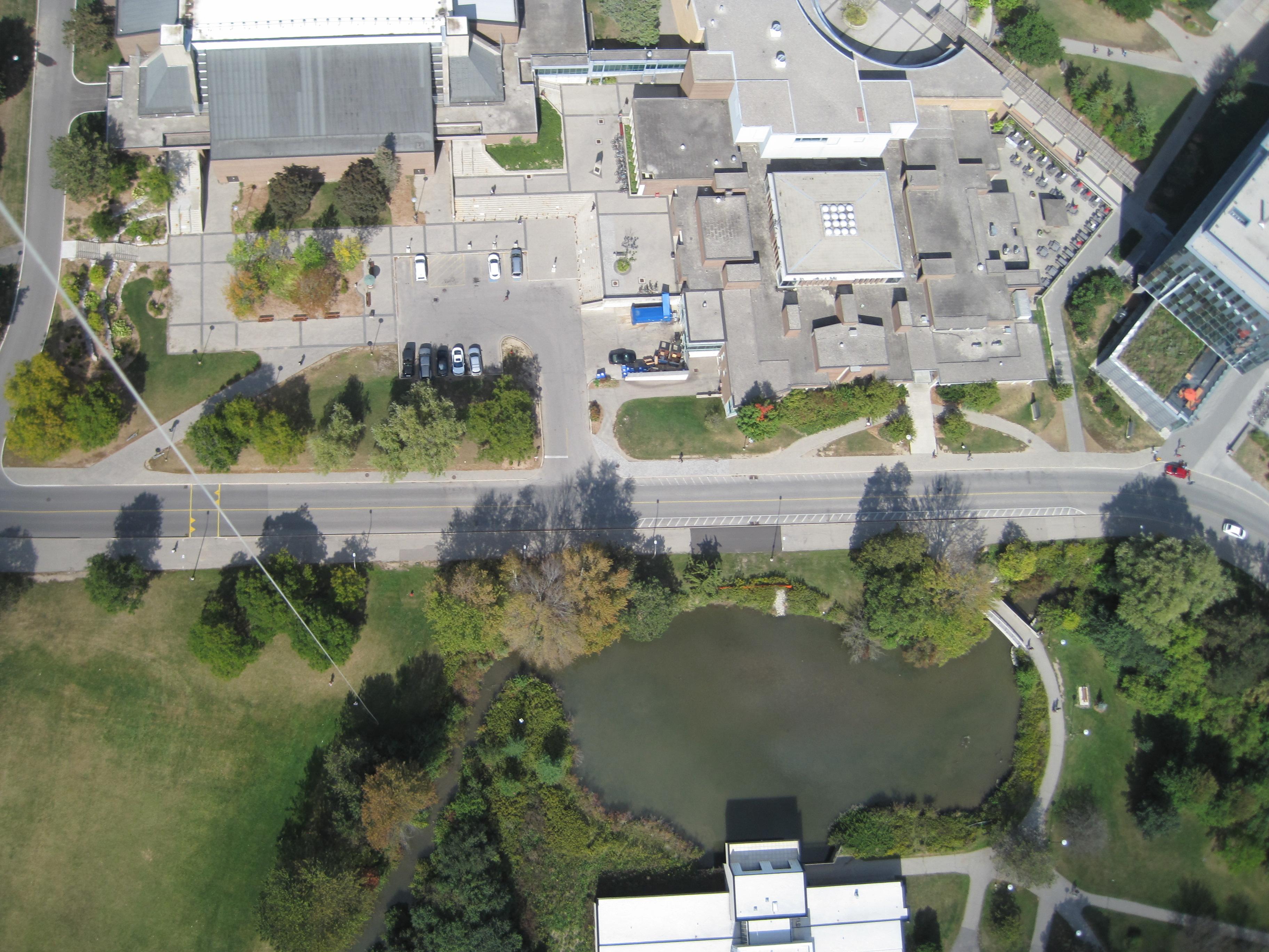 Uwaterloo campus V1 green