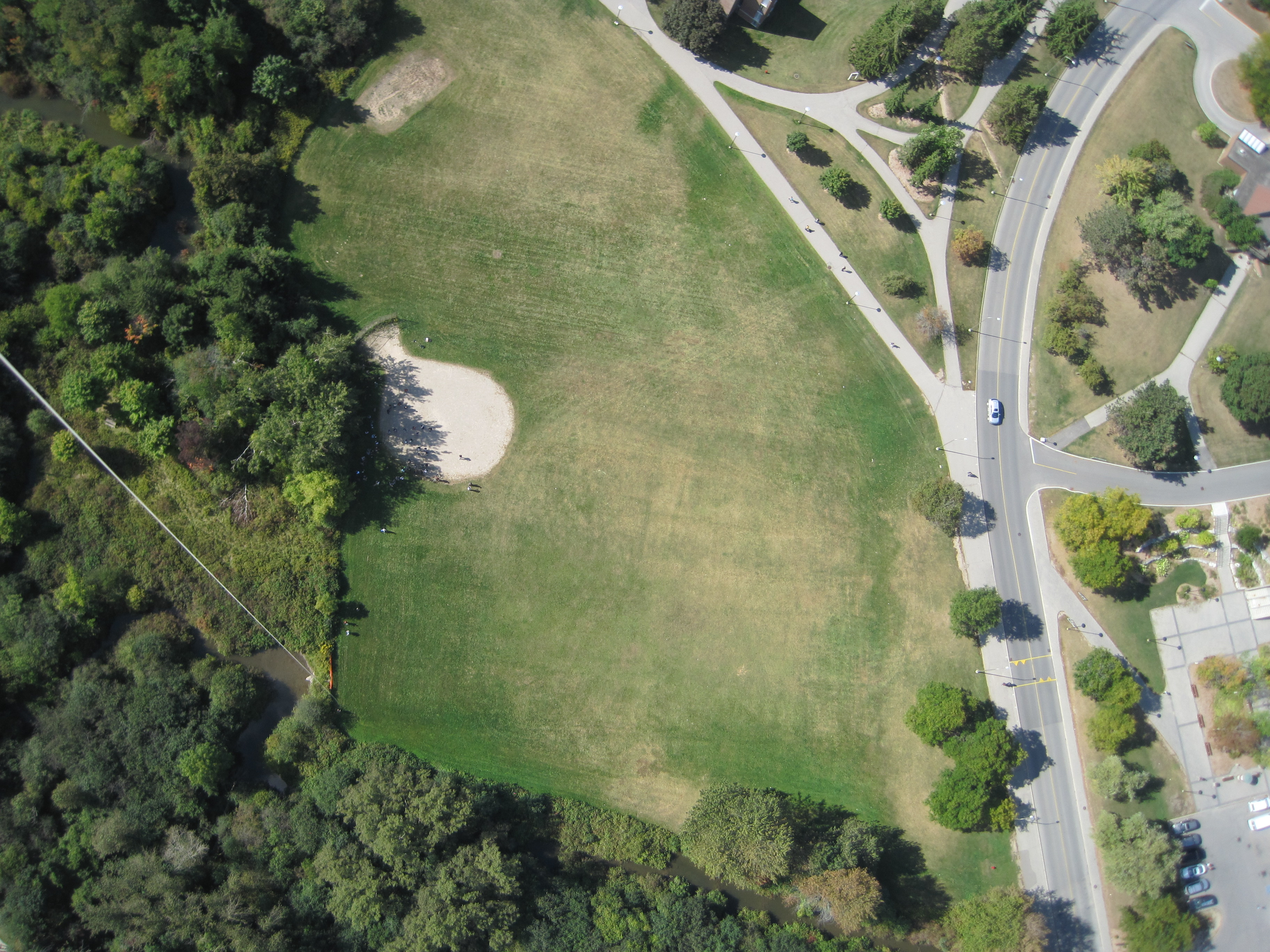 V1 Green Aerial Imagery