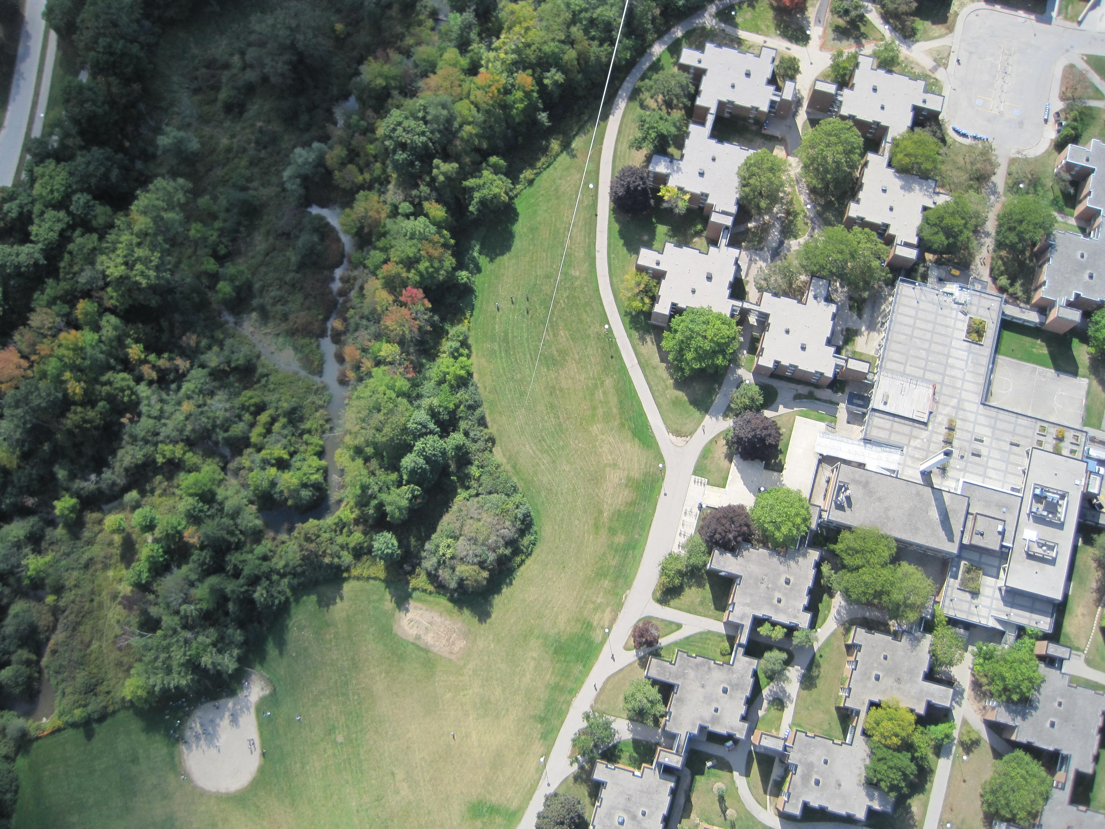 GEOG 187 Ballon aerial map