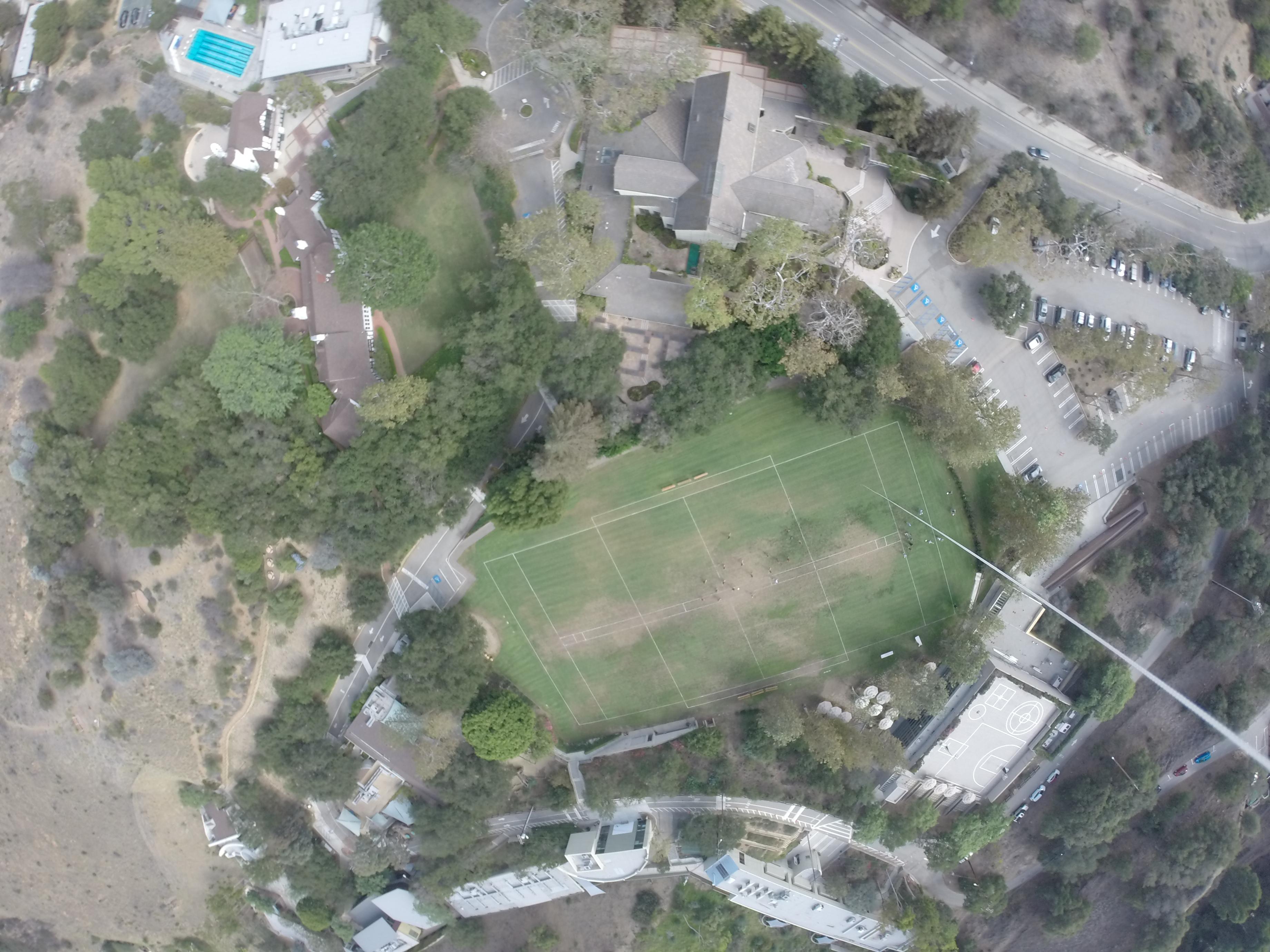 Satellite Imagery Project of St. Matthew's_Animal Kingdom