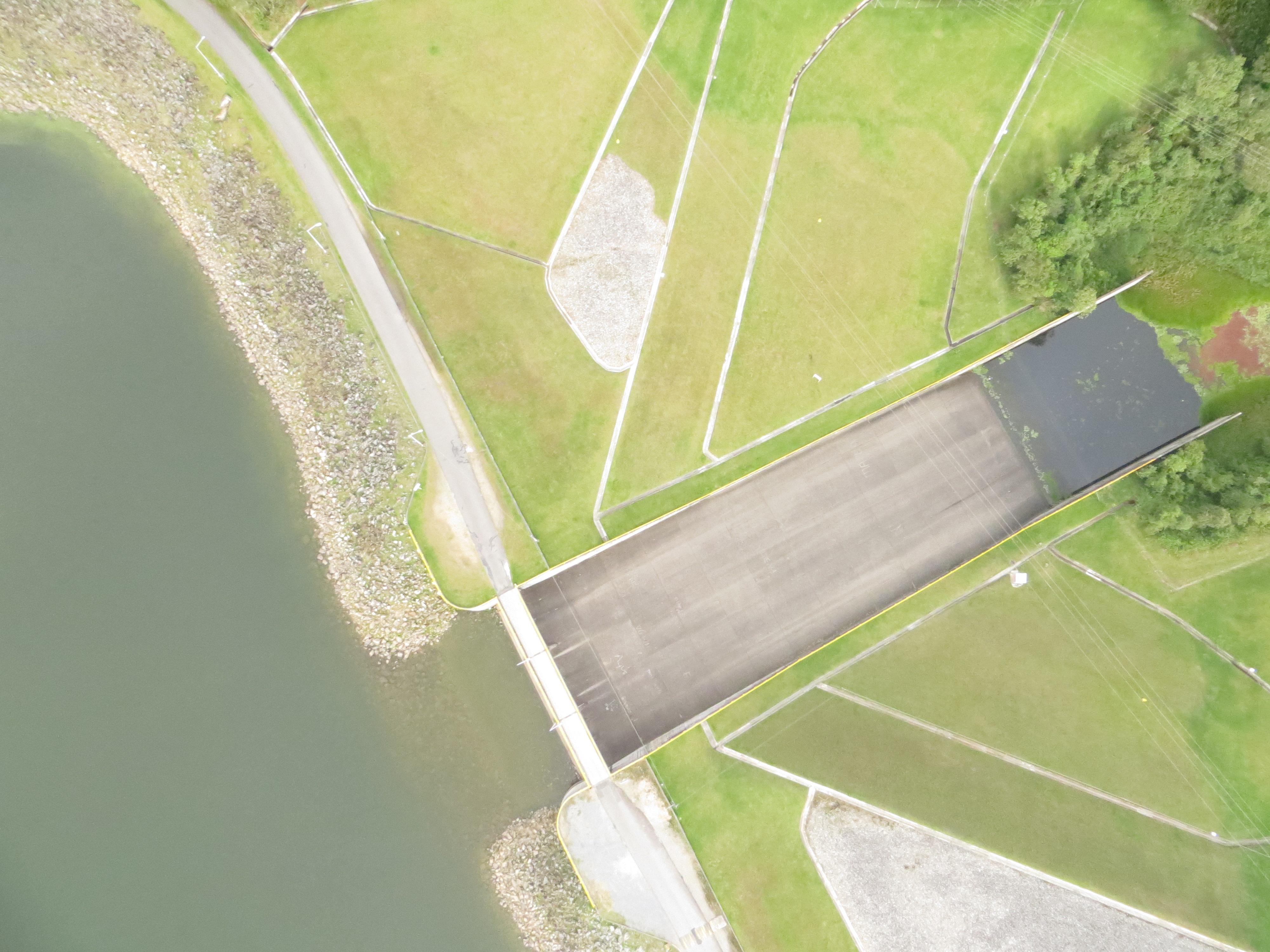 La Fe Dam - The Weir
