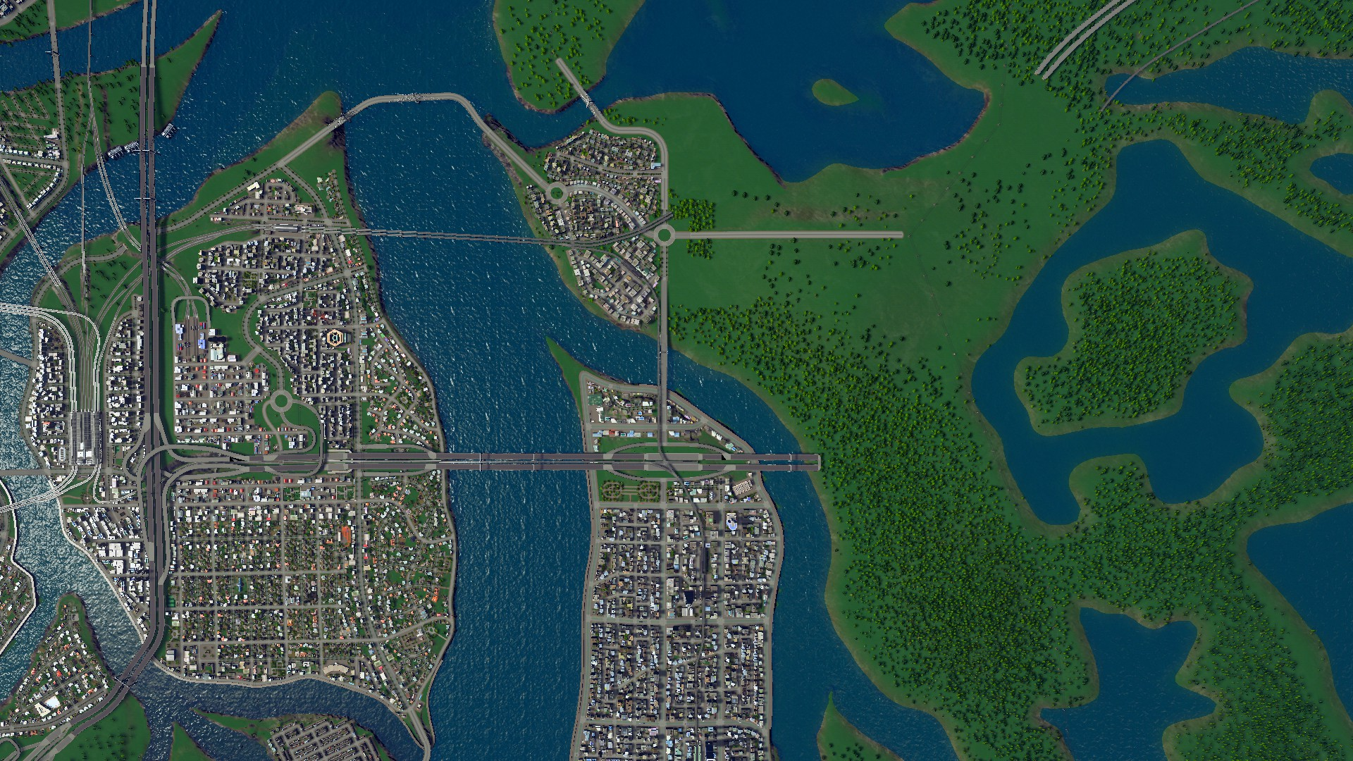 MapKnitter: Cities Skylines map
