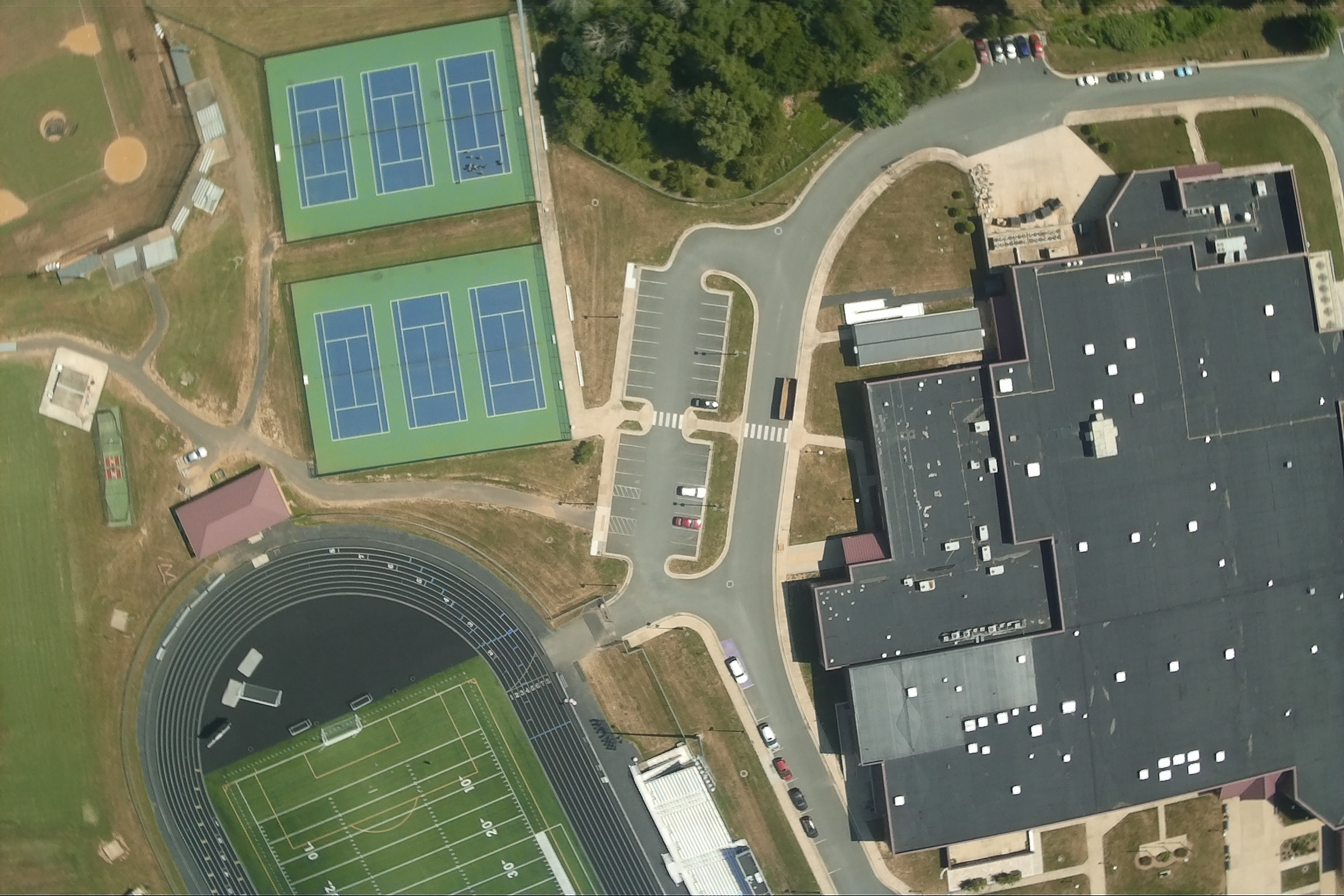 Potomac  Falls High School - Day 4 - Matt