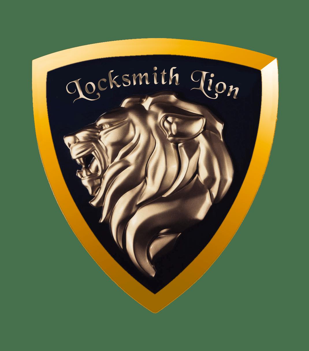 Cary locksmith lion   logo 24 hour car locksmiths cary nc locksmith min copy