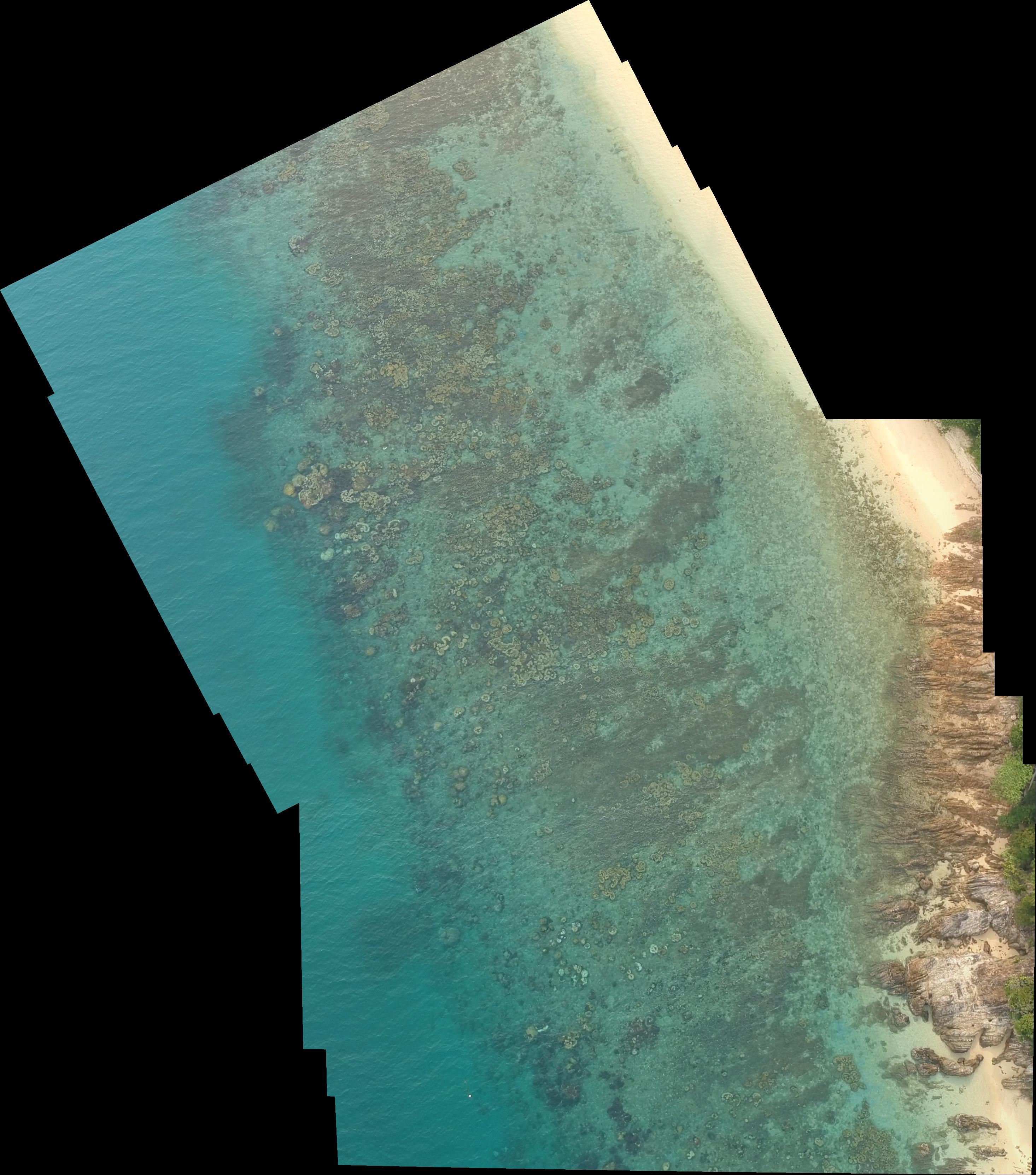 Pre-survey Aerial Images