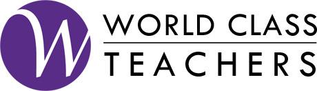 World class teachers logo
