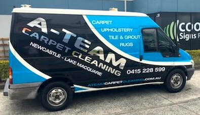 A-Team Carpet Cleaning