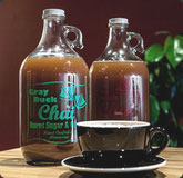 Gray Duck Chai jugs