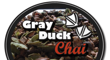 Gray Duck Chai logo