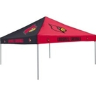 Small logo tailgate tent