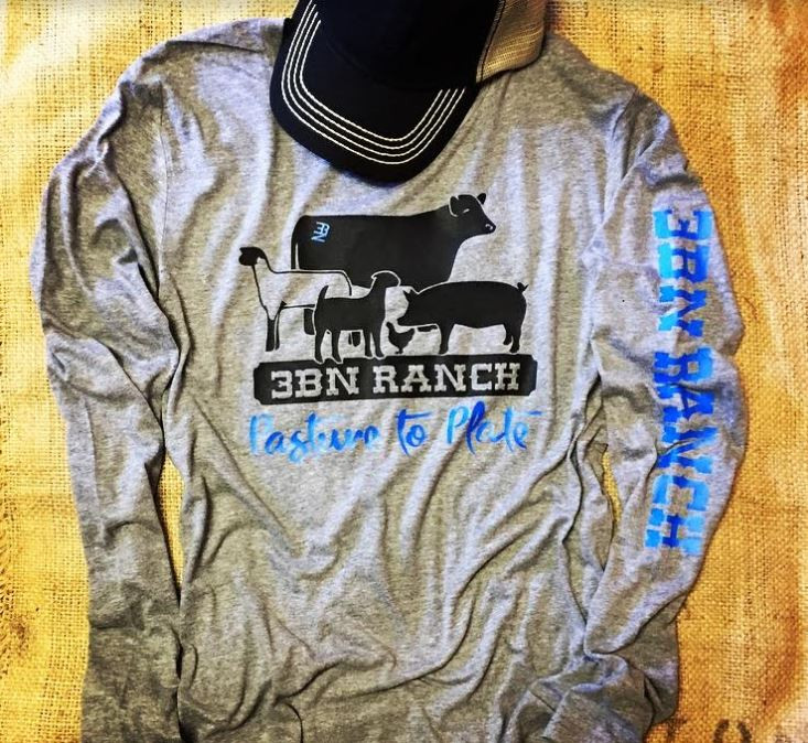 3BN Ranch Merchandise