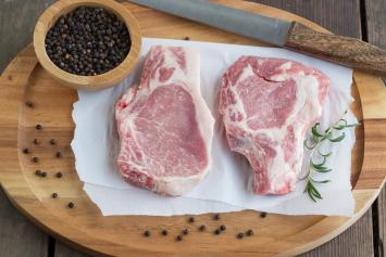 Pork Chop Bone In