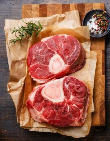 Grassfed Beef Shank Bones (Osso Buco)