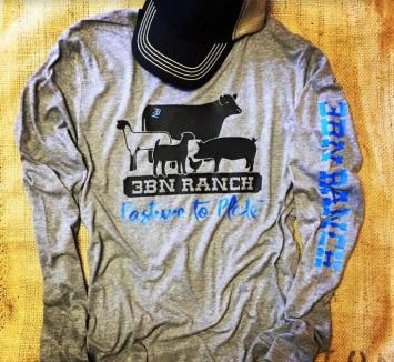 Long Sleeve Soft 3BN Shirt