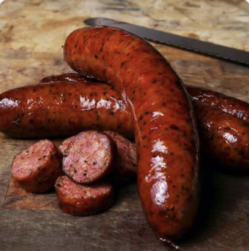 Pasture-raised Pork Smoked Sausage Links
