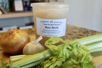 Grassfed Beef Bone Broth
