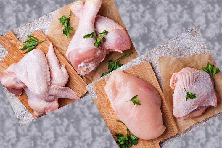Cut-Up Chicken Fryer