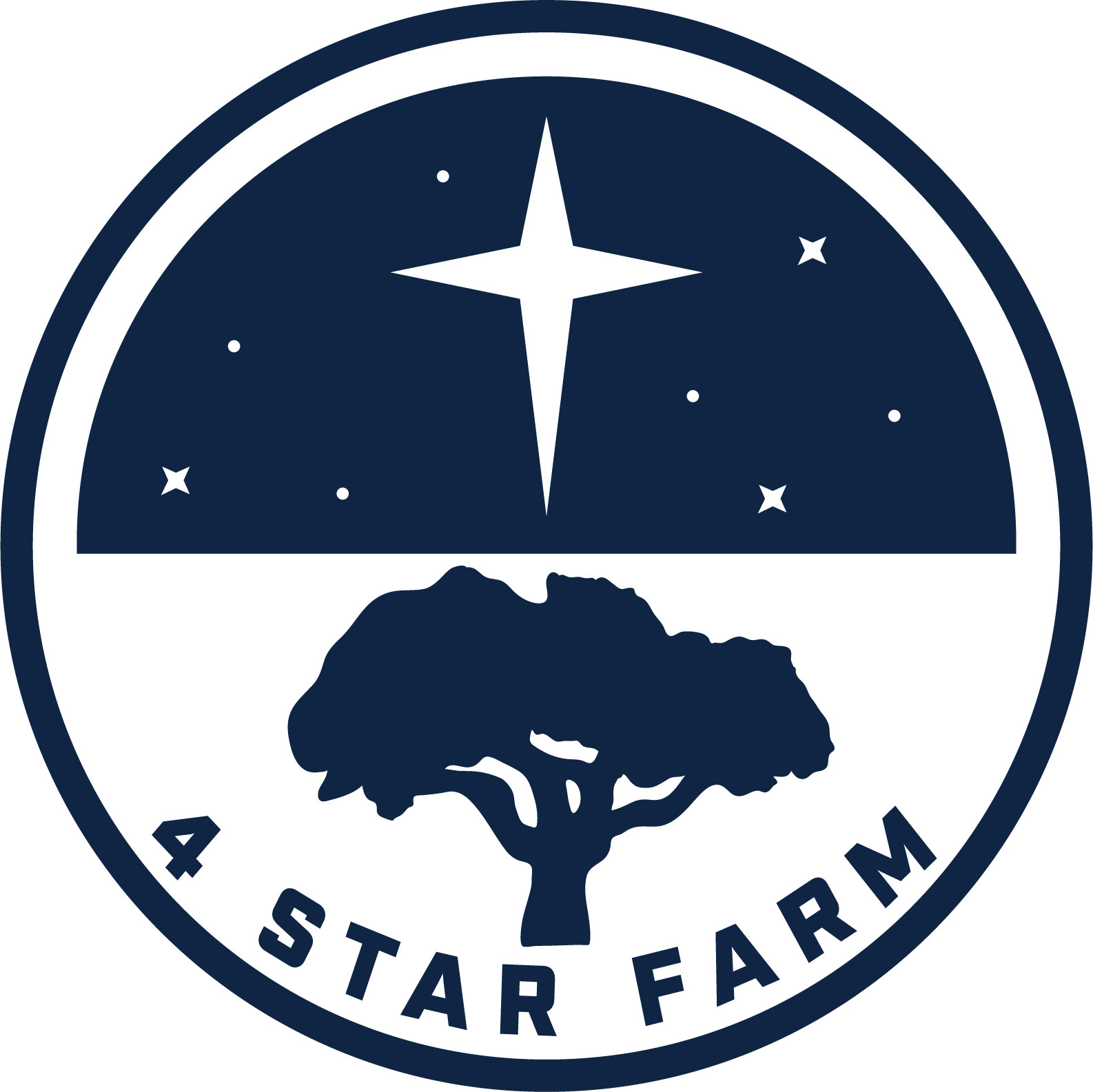 4 Star Farm Logo