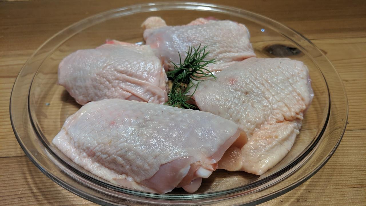 Chicken Thighs bone in