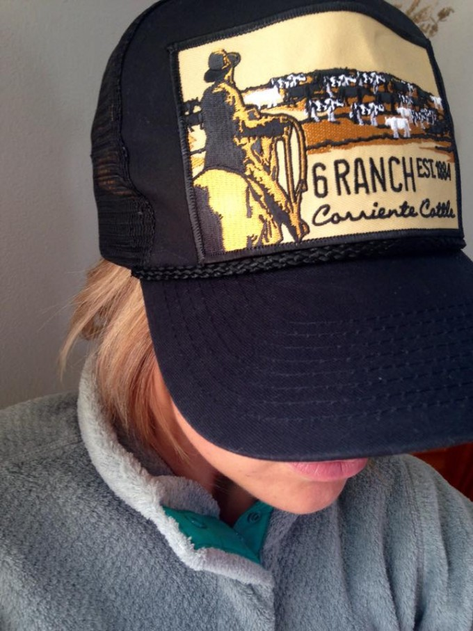 6 Ranch Hat