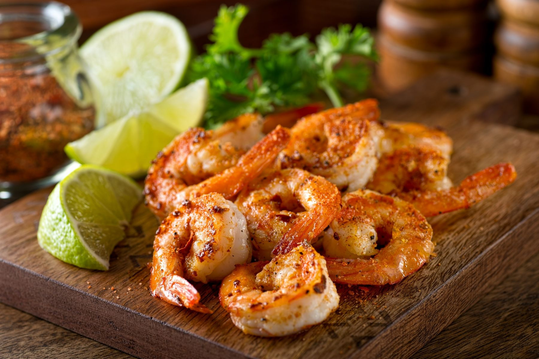 Side Stripe Shrimp