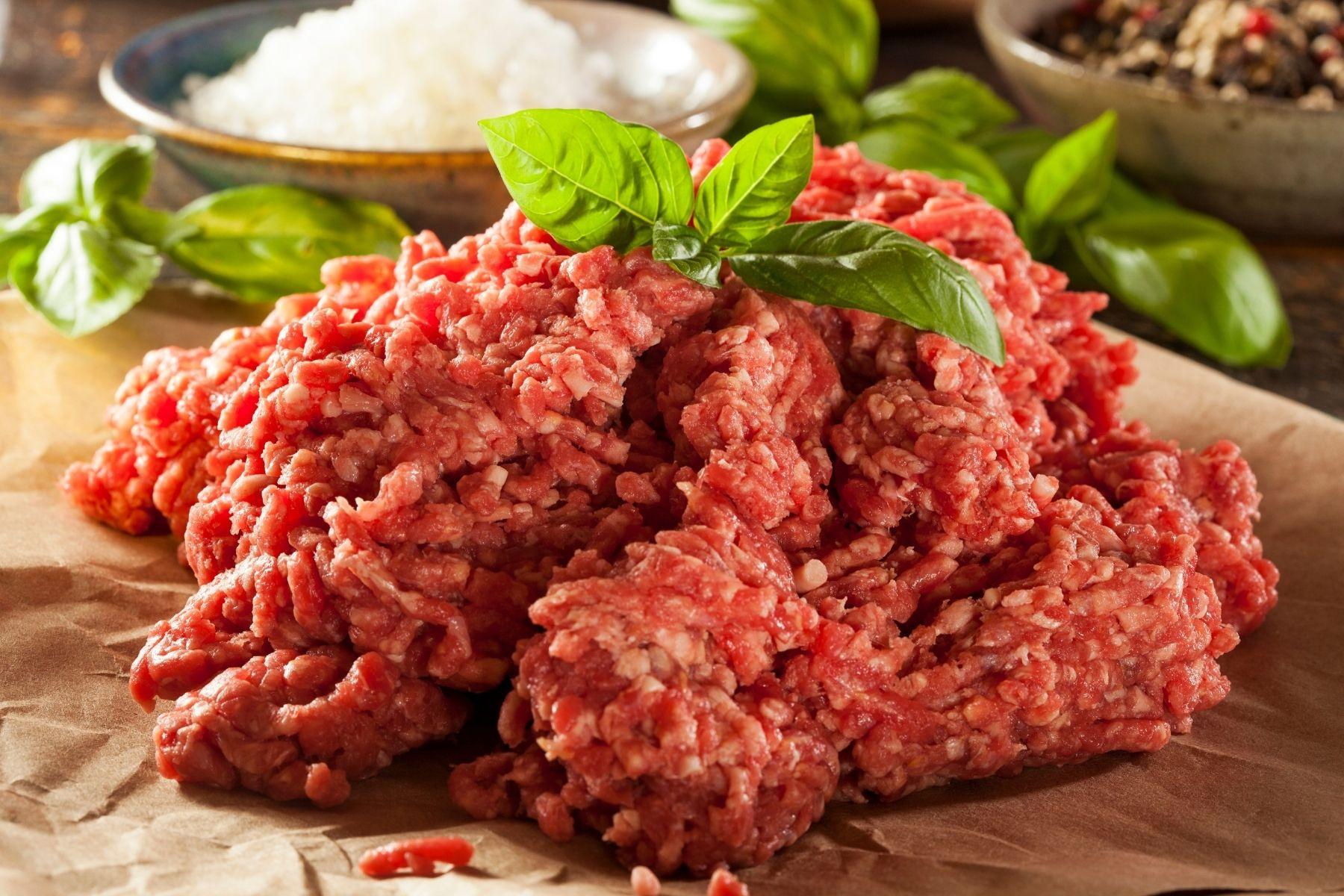 20 pk Ground Beef