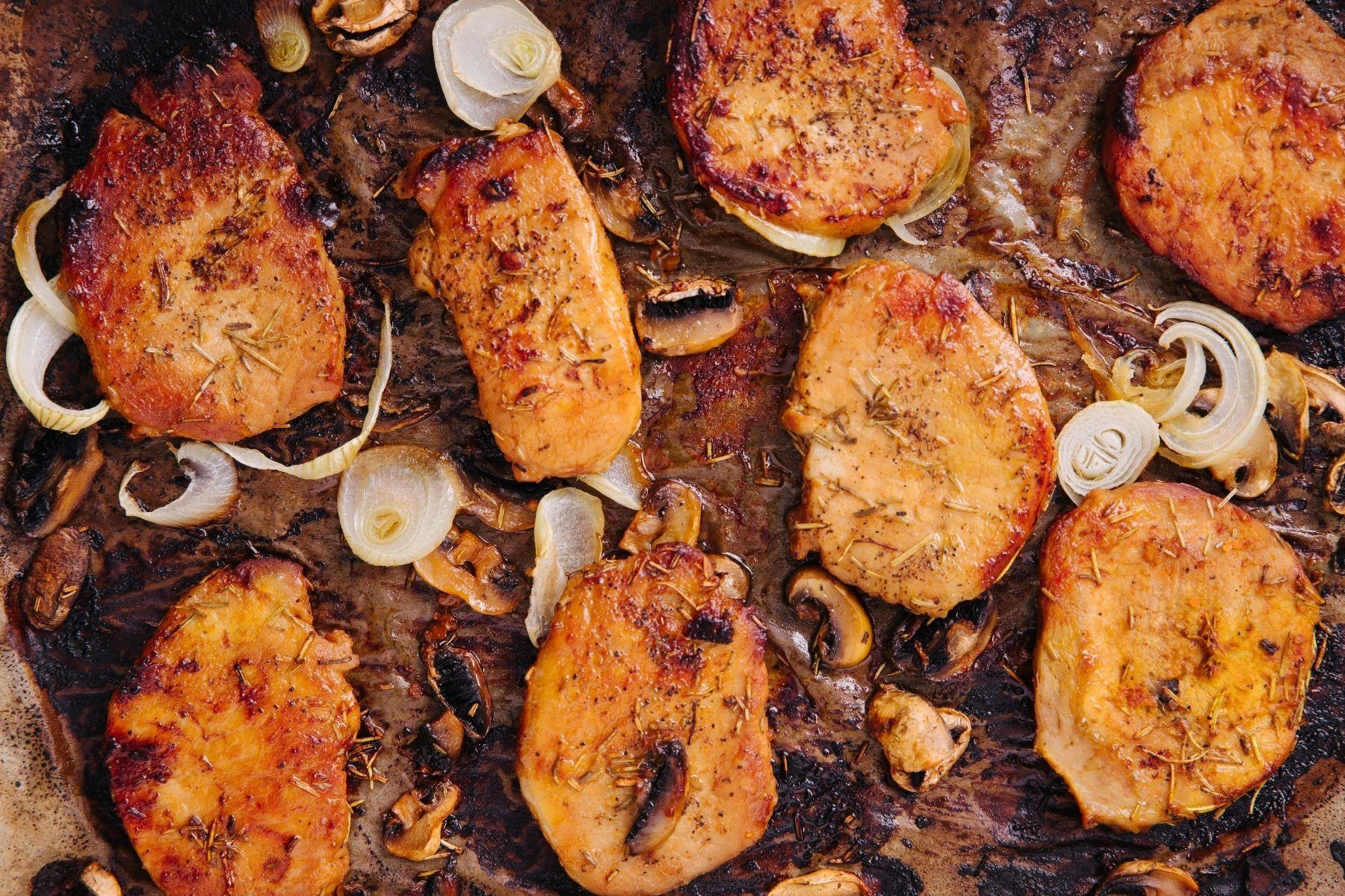 BBQ Spiced Boneless Pork Loin Chops - 2/pkg