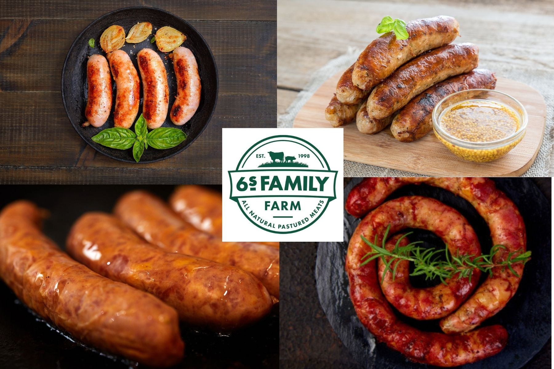 6S Signature Sausage Bundle