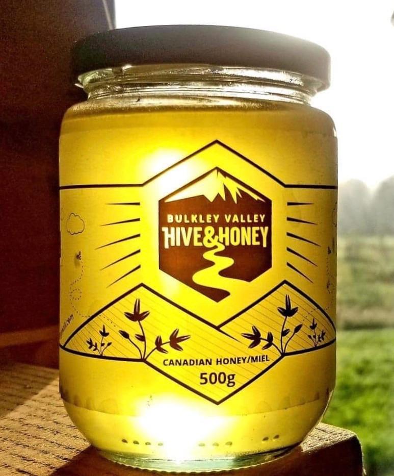Liquid Honey  500g