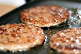 Maple Bacon Breakfast Patties 4oz