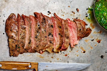 Merlot Steak