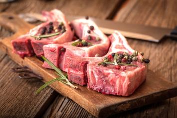 Lamb Loin Chops 2/pkg