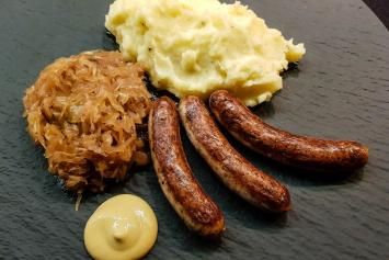 Lamb Bratwurst